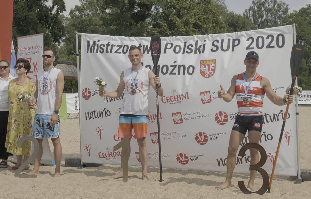 Mistrzostwa Polski w SUP 2020
