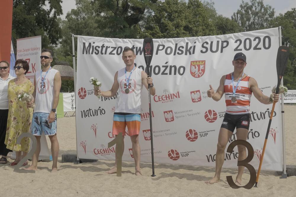 Mistrzostwa Polski SUP 2020 – wyniki